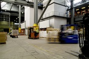 Moving forklifts